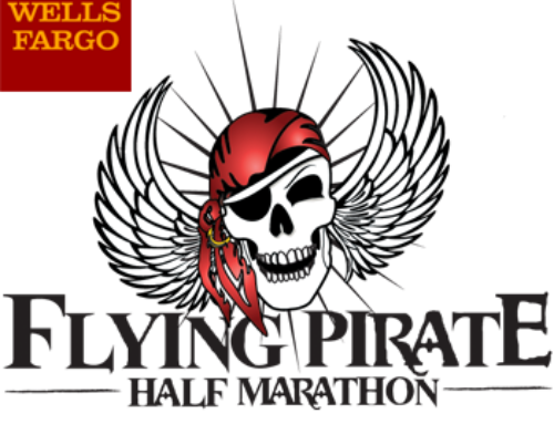 First Flight 5K and Flying Pirate Half Marathon