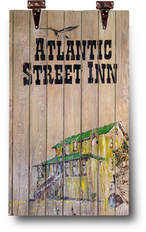 Atlantic Street Inn Logo