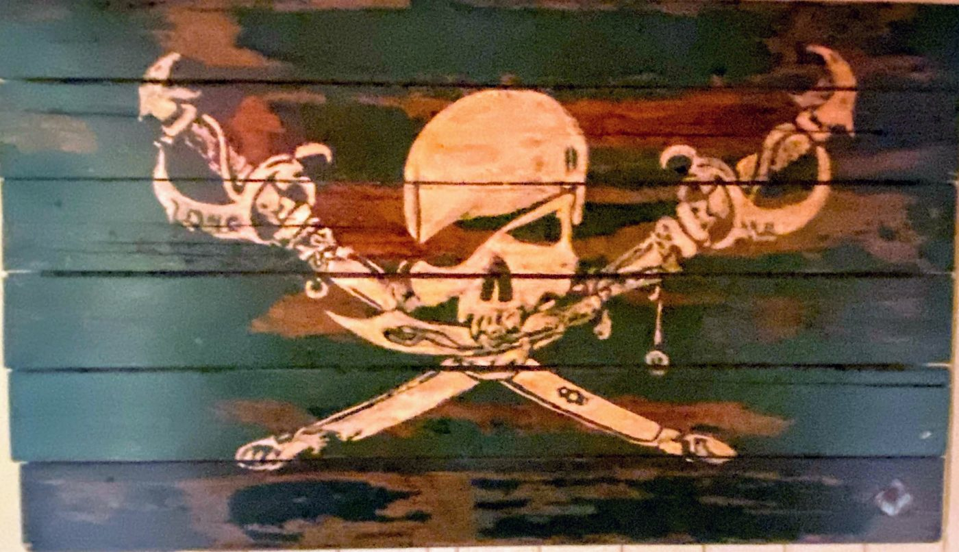 pirateflagart